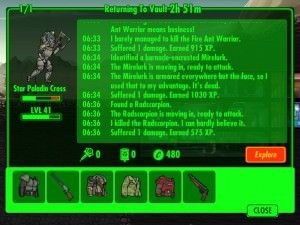 Игра Fallout Shelter для Android