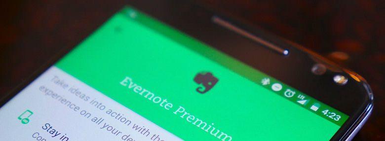 Чем заменить Evernote