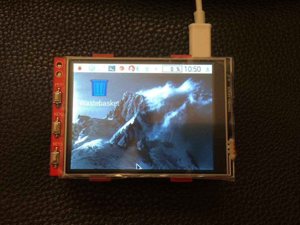 Подключение TFT-дисплея к Raspberry Pi