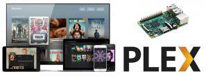 Установка и настройка медиасервера Plex на Raspberry Pi 3