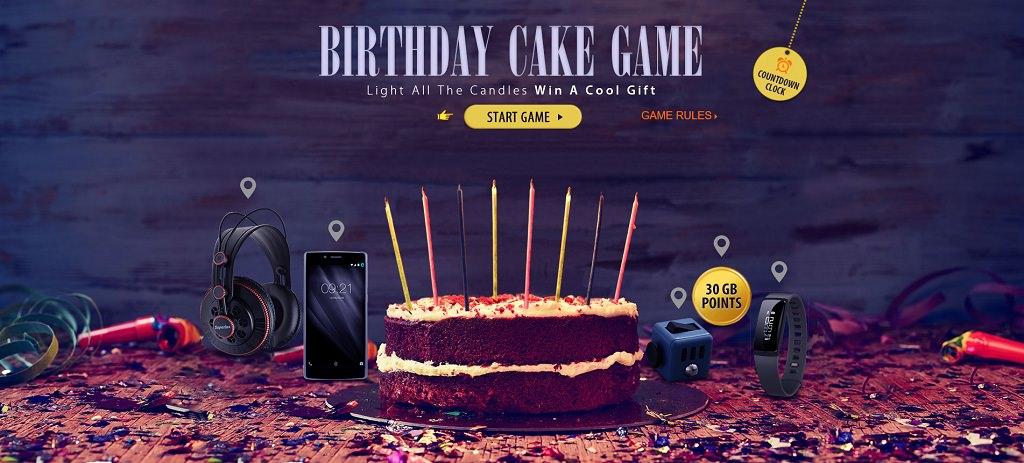 GearBest празднует свое трехлетие. Акции и распродажи!