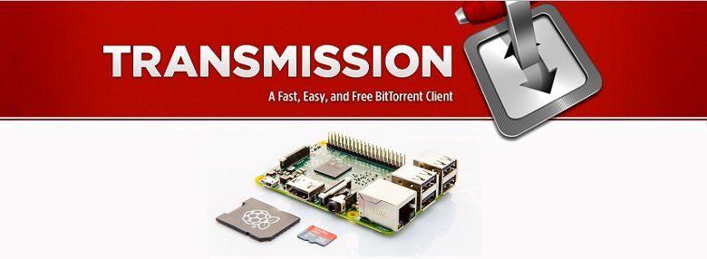 Raspberry Pi 3. Установка и настройка торрент-клиента
