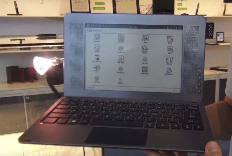 Onyx Boox Typewriter - печатная машинка XXI века