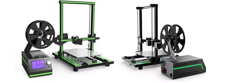 Новый бюджетный 3D принтер Anet E10 временно доступен со скидкой