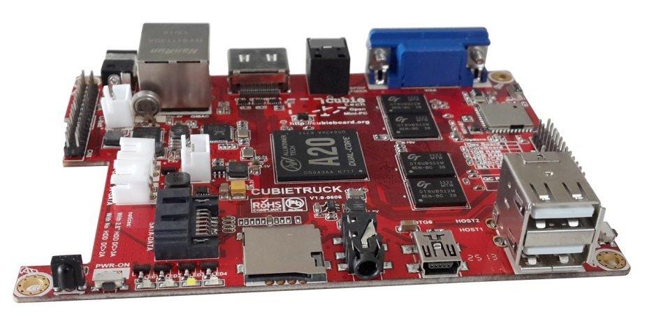 Топ-8 лучших аналогов Raspberry Pi