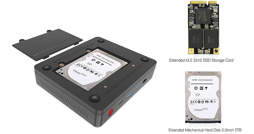 Alfawise T1 - многообещающий мини-ПК за $200