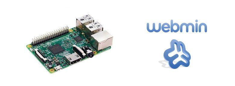 Raspberry Pi 3. Установка Webmin
