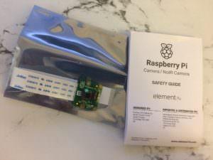 Обзор модуля камеры Raspberry Pi Camera Board V2