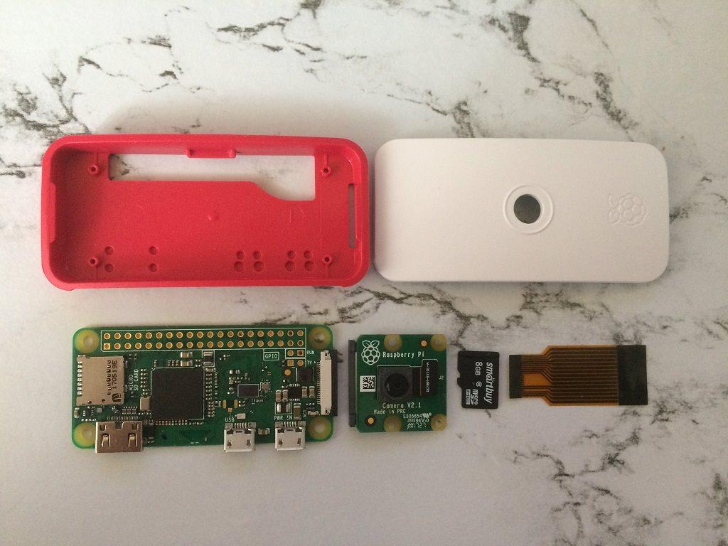 IP-камера своими руками на Raspberry Pi Zero W