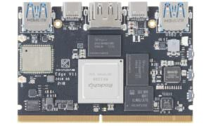 Khadas Edge - новый микрокомпьютер от создателей VIM
