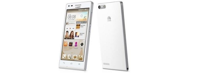Обзор смартфона Huawei Ascend G6