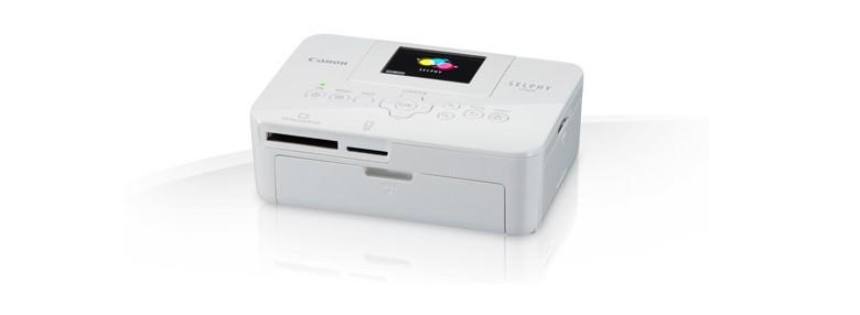 Обзор компактного фотопринтера Canon Selphy CP820