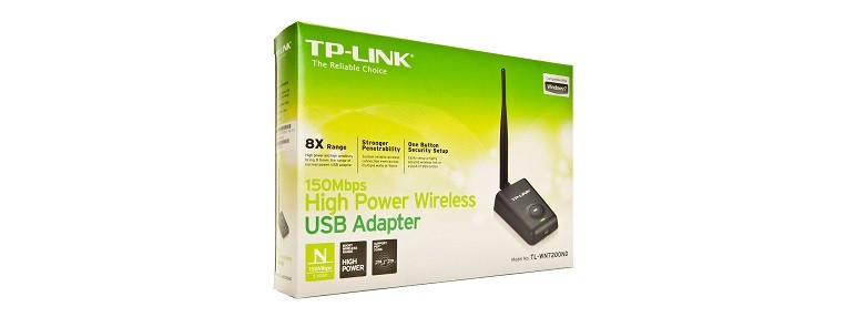 Обзор USB Wi-Fi адаптера TP-LINK TL-WN7200ND