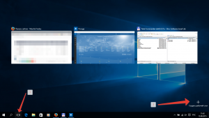 Как добавлять рабочие столы в Windows 10
