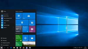 Отзывы и первые впечатления от использования Windows 10