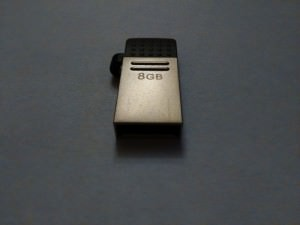 Обзор флешки Transcend Jetflash 380 с USB и microUSB (OTG) разъемами
