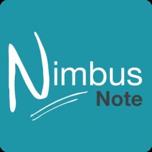 Nimbus Note - отличная альтернатива Evernote