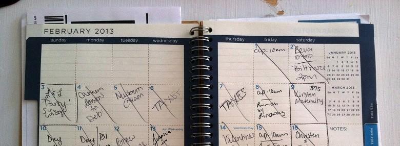 Советы по тайм-менеджменту: выделите отдельный день для второстепенных работ