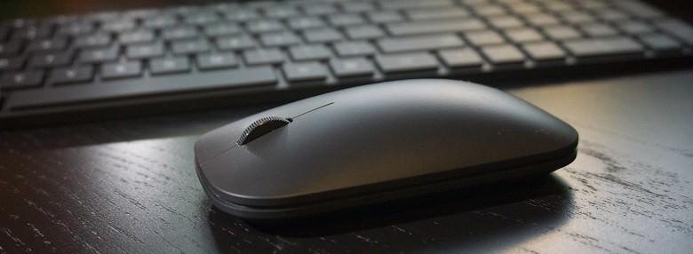 Обзор беспроводной мыши Microsoft Designer Bluetooth Mouse