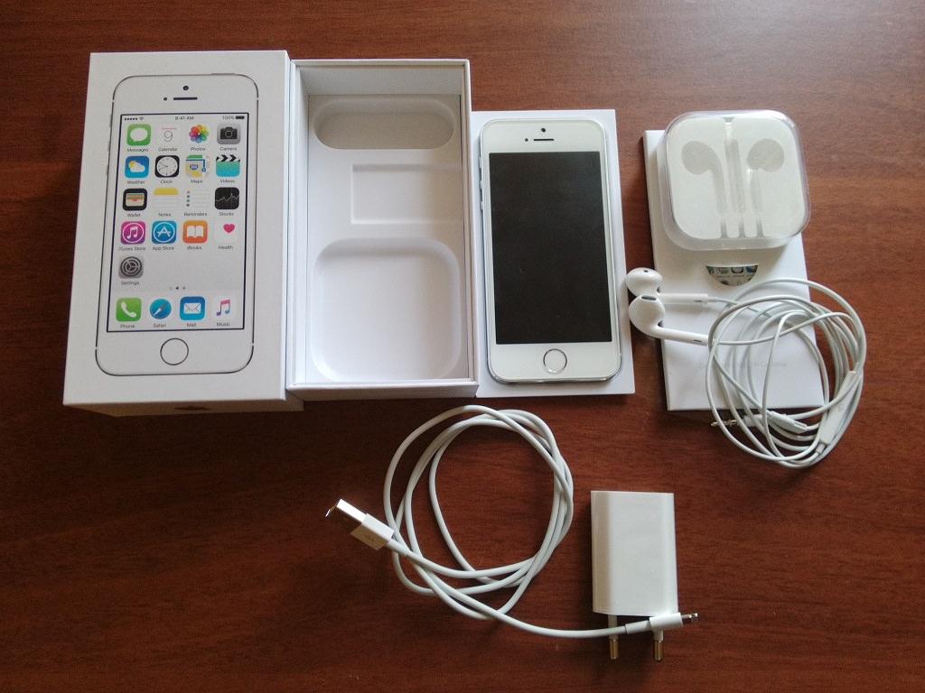 Обзор смартфона Apple iPhone 5s в 2016 году