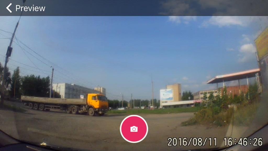 Обзор видеорегистратора Xiaomi Yi 1080P Car WiFi DVR