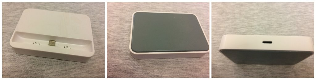 Обзор док-станции для iPhone за $2,5