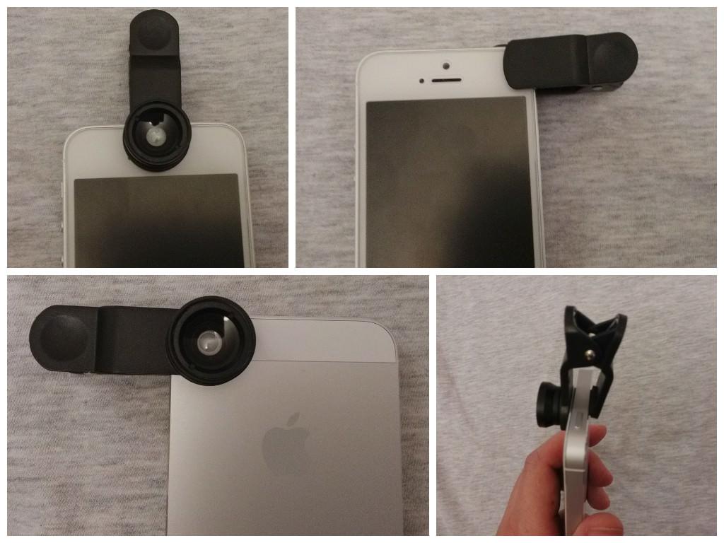 Обзор набора объективов (смарт-линз) для смартфона за $2
