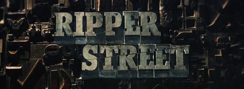"""Обзор сериала """"Улица потрошителя"""" (Ripper Street)"""