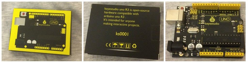 Обзор Arduino-набора KS0078 от Keyestudio