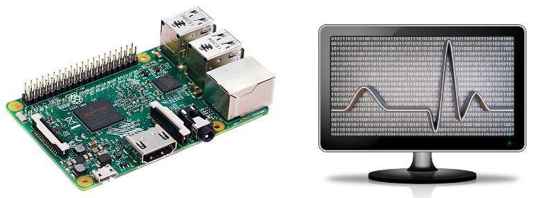 Raspberry Pi 3. Мониторинг температуры процессора и других показателей