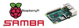 Установка и настройка Samba на Raspberry Pi 3