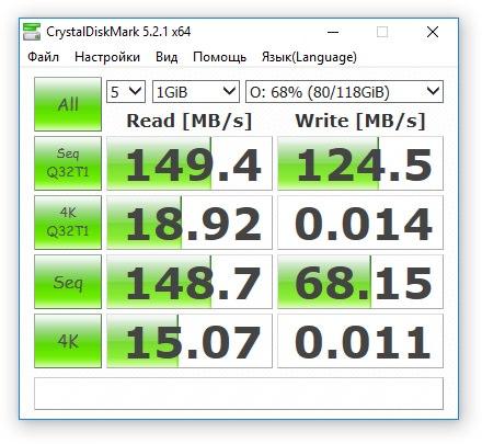 Обзор флешки Smartbuy Crown USB 3.0 128Gb