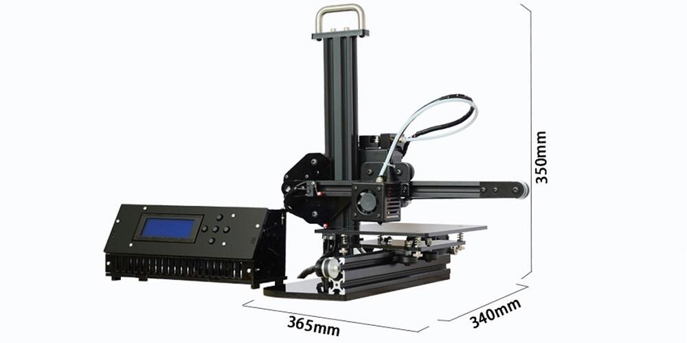 Распродажа 3D-принтеров в GearBest и бесплатная лотерея - июнь 2017