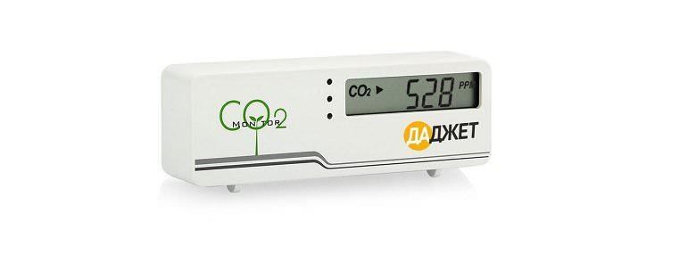 Обзор детектора углекислого газа