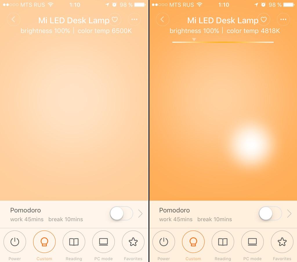 Обзор настольной лампы Xiaomi Smart LED Desk Lamp
