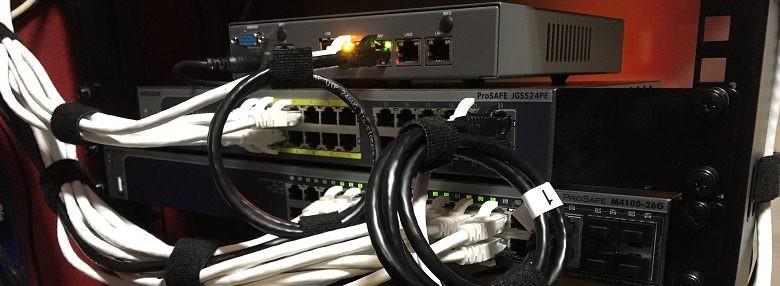 Домашний сервер. Часть 2: Локальная сеть
