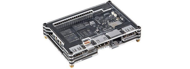 Обзор одноплатного компьютера Khadas VIM2