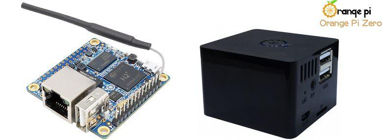 Обзор одноплатного компьютера Orange Pi Zero