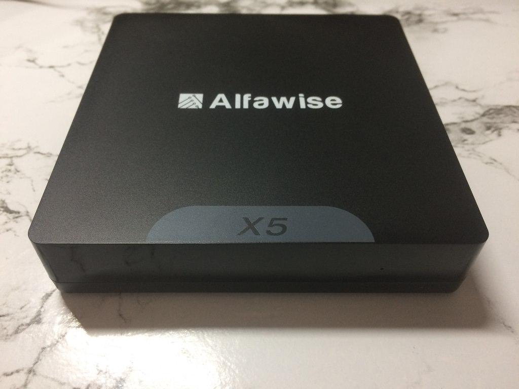 Обзор мини-ПК Alfawise X5