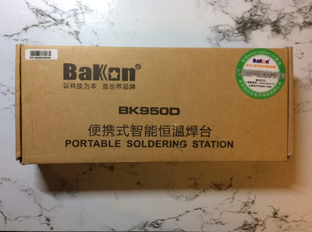 Паяльная станция Bakon BK950D