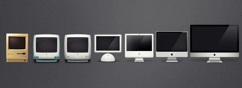 Список Model ID для компьютеров Apple